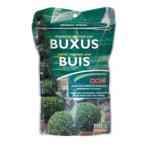 Organische meststof voor buxus