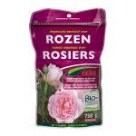 Organische meststof voor rozen en bloemen