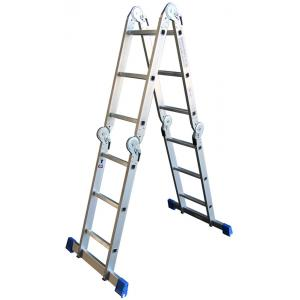 Aluminium ladder/steiger