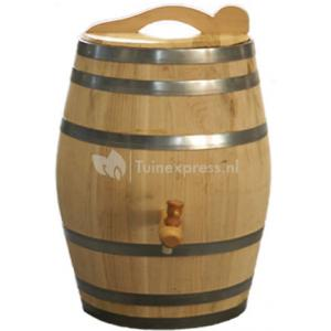 Kastanje regenton 50 liter