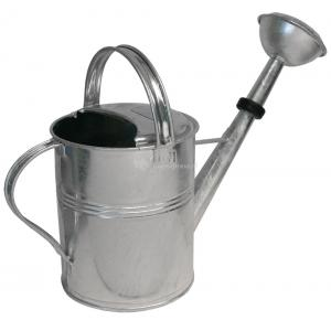 Zinken gieter 5 liter met broeskop