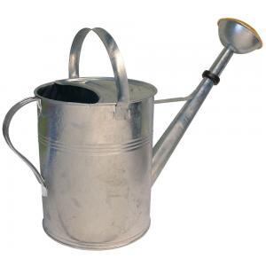 Zinken gieter 9 liter met broeskop