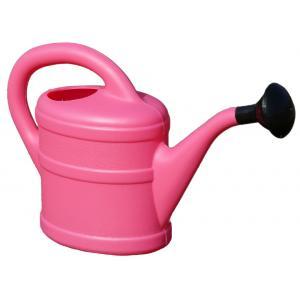 Geli kunststof gieter 1 liter roze