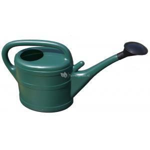 Geli kunststof gieter 10 liter groen