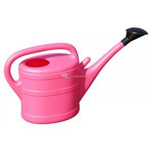 Geli kunststof gieter 10 liter roze