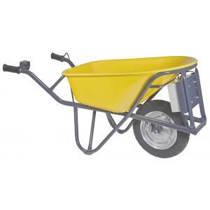 E-track electrische kruiwagen 90 liter