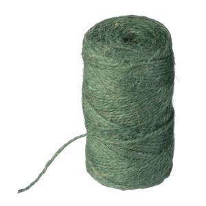 Jute touw groen