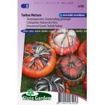 Grootvruchtige gemengde sierpompoenen bloemzaden – Turkse mutsen