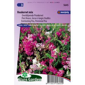 Overblijvende pronkerwt bloemzaden – Reukerwt mix