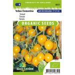 Kerstomaat biologische zaden - Yellow Clementine