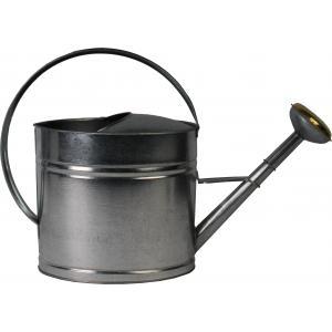 Gieter gegalvaniseerd 10 liter met broes