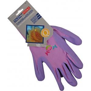Tuinwerkhandschoen paars voor vrouwen