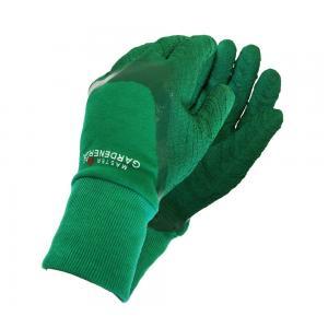 Master Gardener werkhandschoenen groen