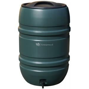 Ward regenton 120 liter groen